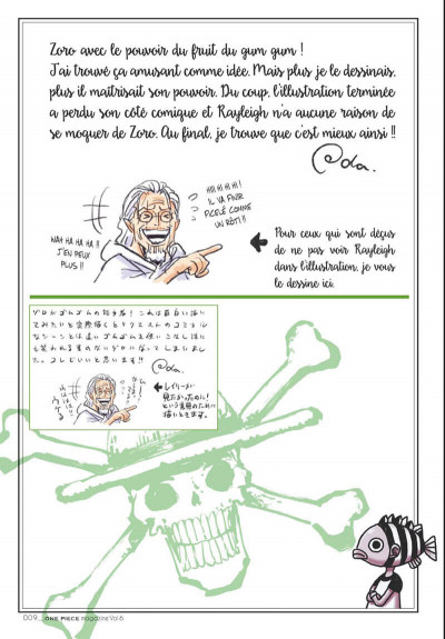 Page 9 One piece magazine tome 6
