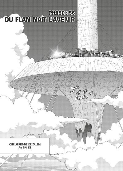 Page 6 Gunnm - last order - édition originale tome 7