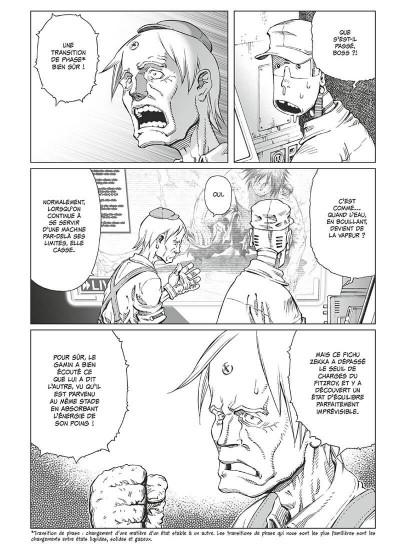 Page 9 Gunnm last order - édition originale tome 11