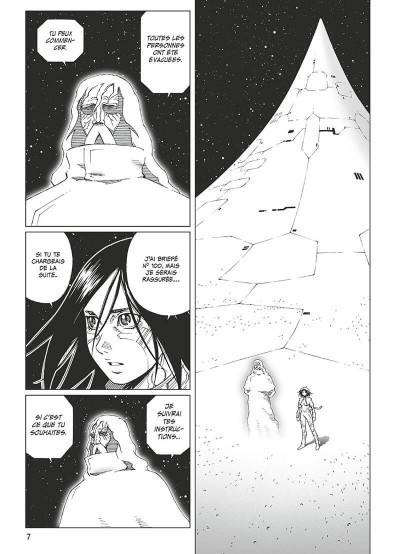 Page 8 Gunnm last order - édition originale tome 12