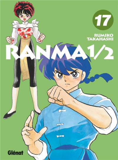 Couverture Ranma 1/2 - édition originale tome 17