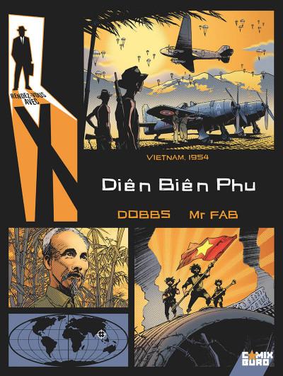 Couverture Rendez-vous avec X - Diên Biên Phu