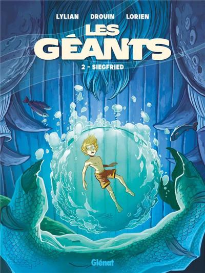 Couverture Les géants tome 2
