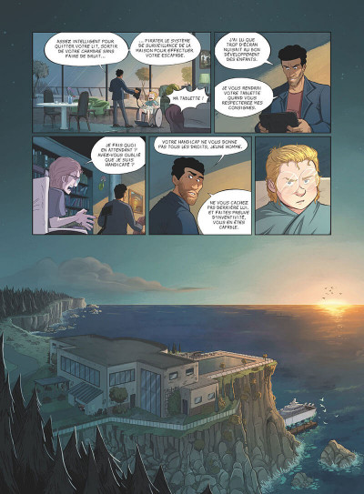 Page 7 Les géants tome 2