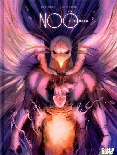 Couverture Noô tome 2