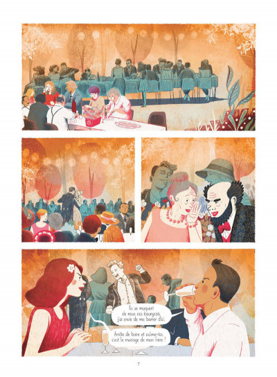 Page 5 Grand silence