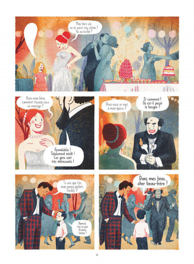 Page 6 Grand silence