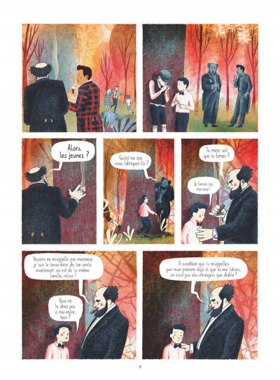Page 7 Grand silence