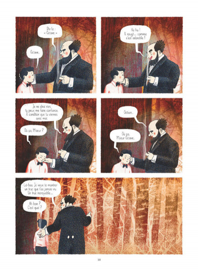 Page 8 Grand silence