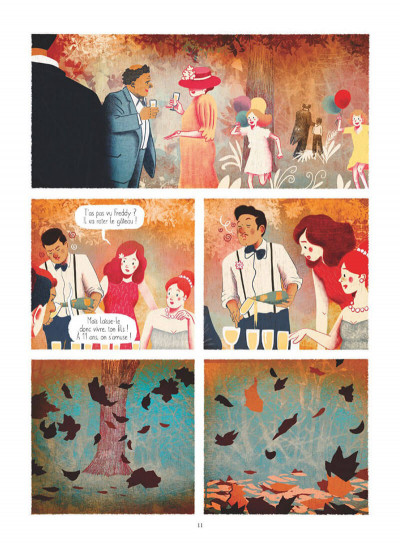 Page 9 Grand silence