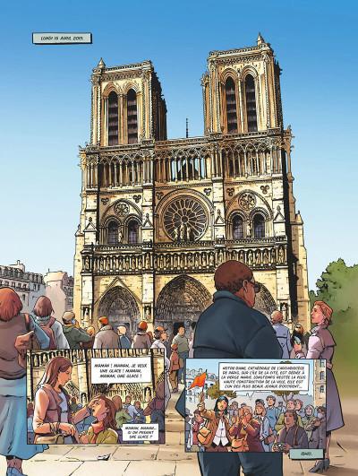 Page 4 Notre-dame de Paris - La nuit du feu