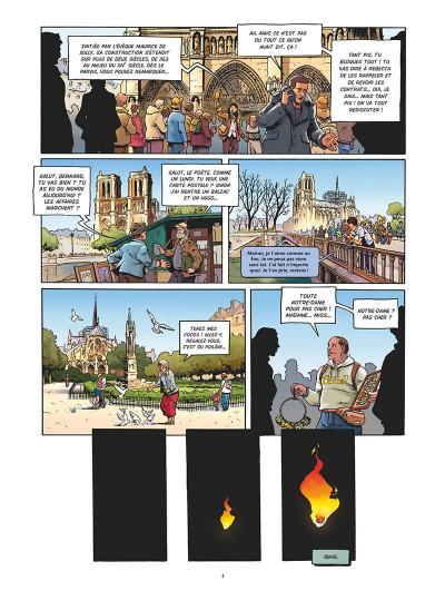 Page 5 Notre-dame de Paris - La nuit du feu