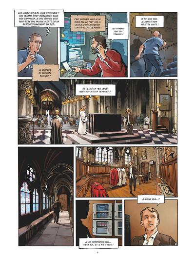 Page 7 Notre-dame de Paris - La nuit du feu