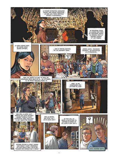 Page 8 Notre-dame de Paris - La nuit du feu