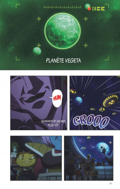 Page 2 Dragon ball super - Broly
