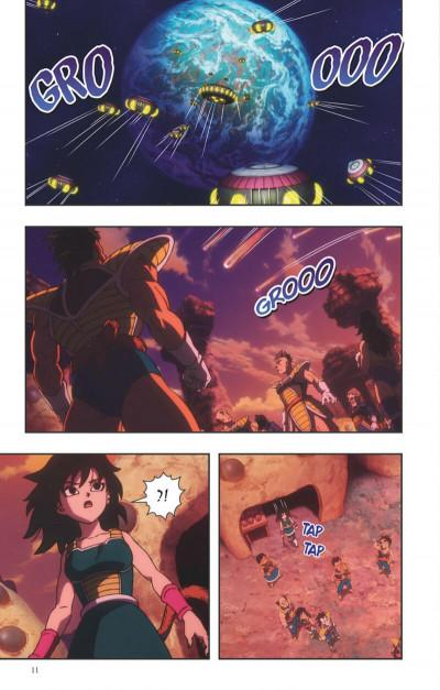 Page 3 Dragon ball super - Broly