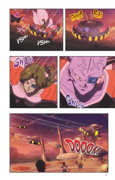 Page 4 Dragon ball super - Broly