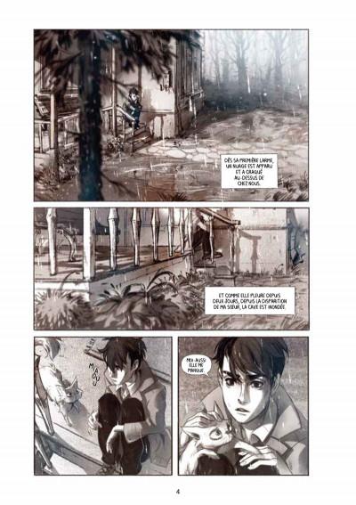Page 1 Grimoire noir