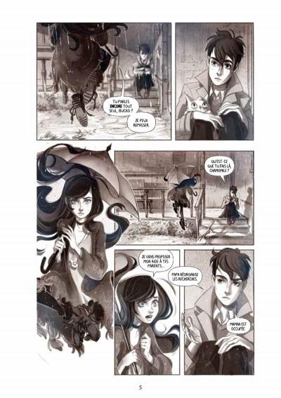 Page 2 Grimoire noir