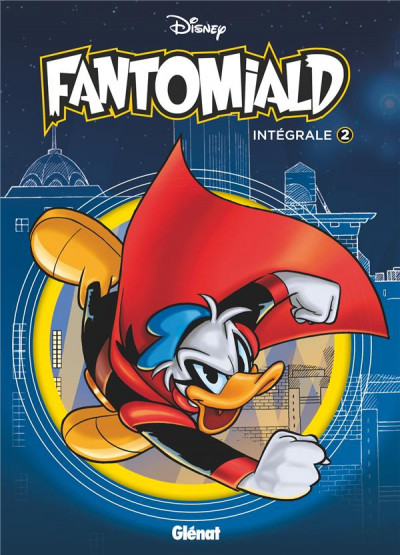 Couverture Fantomiald - intégrale tome 2