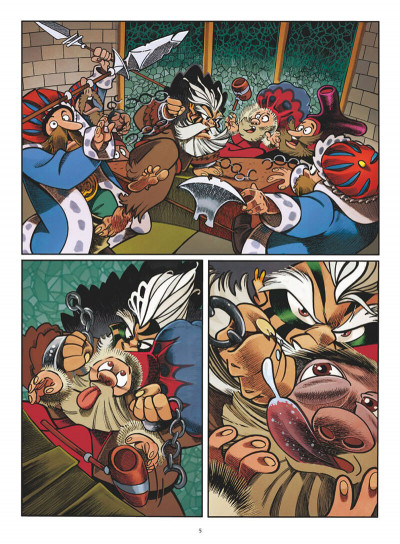 Page 5 Commando barbare + ex-libris offert