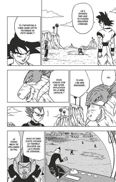 Page 7 Dragon Ball Super tome 10