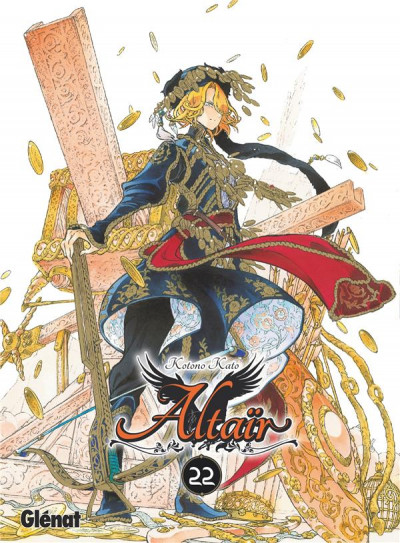 Couverture Altair tome 22