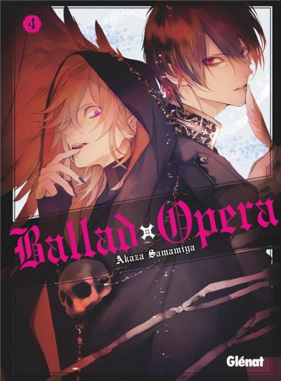 Couverture Ballad opera tome 4