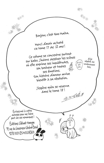 Page 5 12 ans tome 17