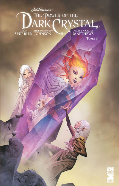 Couverture Dark crystal tome 3