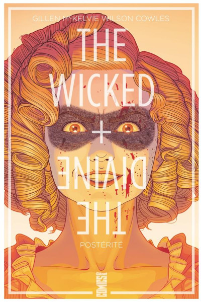 Couverture The wicked + the divine tome 7