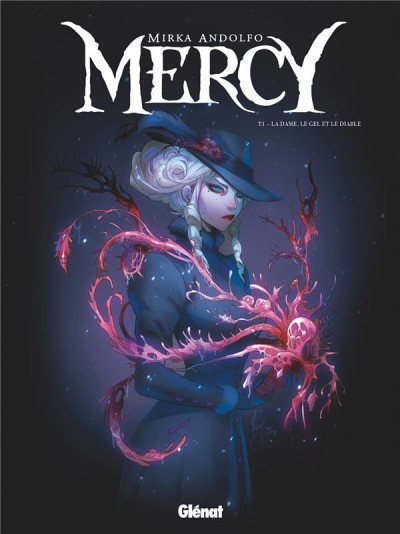 Couverture Mercy tome 1