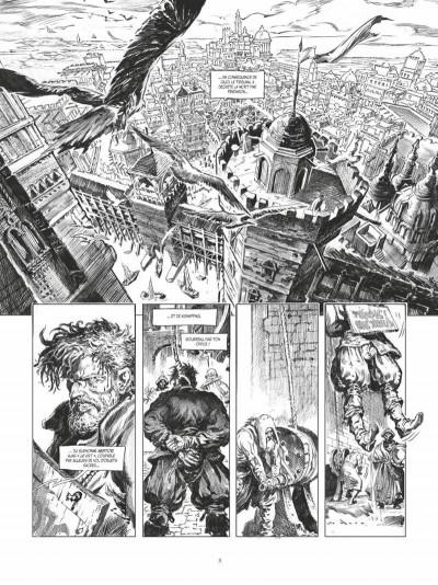 Page 3 Conan le cimmérien - La maison aux trois bandits (édition noir & blanc)