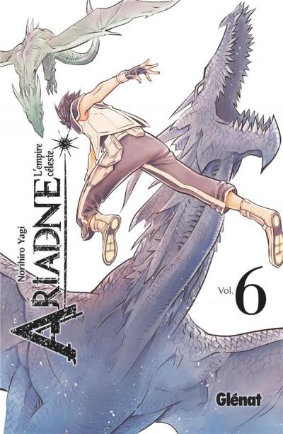 Couverture Ariadne l'empire céleste tome 6