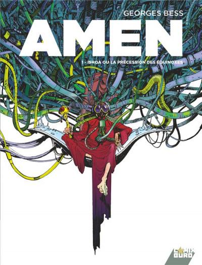 Couverture Amen tome 1