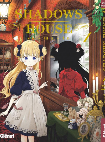 Couverture Shadows house tome 1