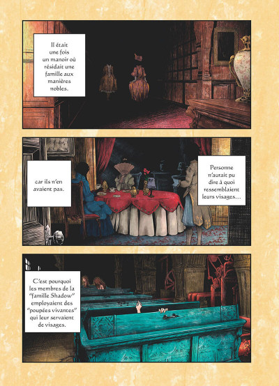 Page 2 Shadows house tome 1