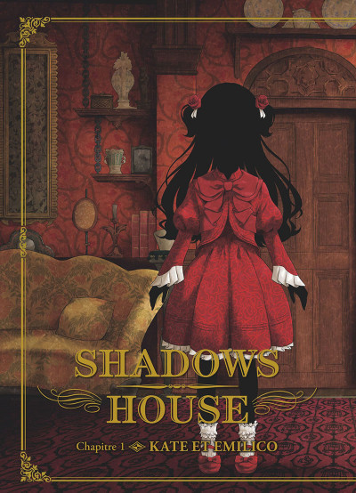 Page 4 Shadows house tome 1