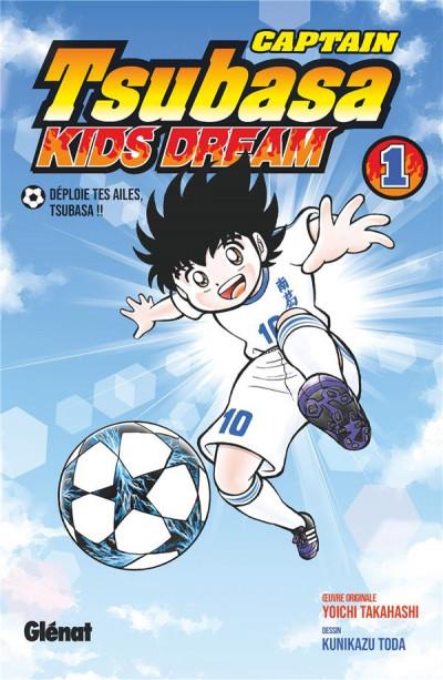 Couverture Captain Tsubasa - Kids dream tome 1