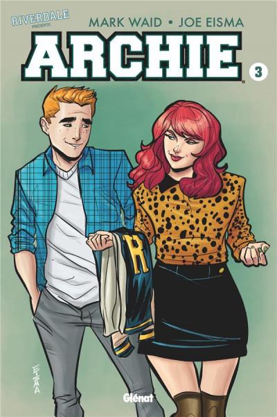 Couverture Riverdale présente Archie tome 3