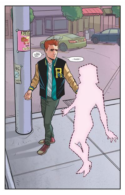 Page 7 Riverdale présente Archie tome 3