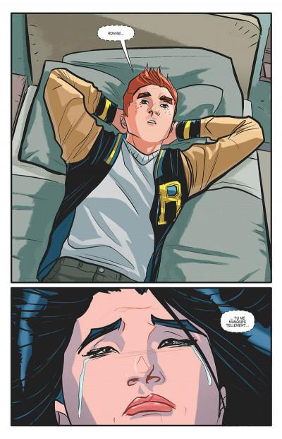Page 9 Riverdale présente Archie tome 3