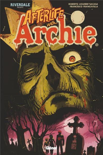 Couverture Riverdale présente : afterlife with Archie