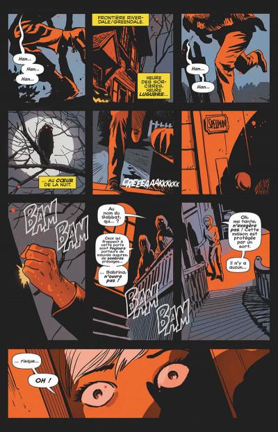 Page 5 Riverdale présente : afterlife with Archie