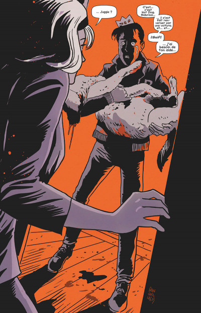 Page 6 Riverdale présente : afterlife with Archie