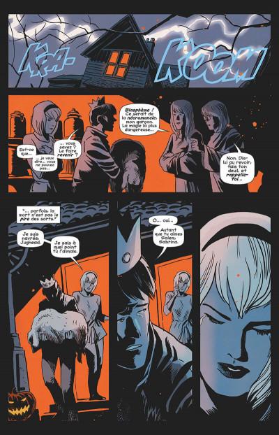 Page 8 Riverdale présente : afterlife with Archie