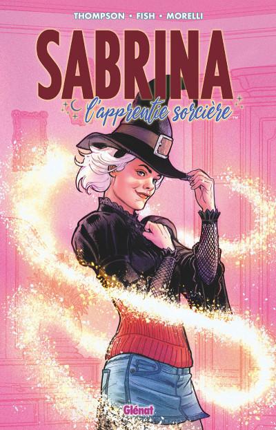Couverture Sabrina l'apprentie sorcière tome 1