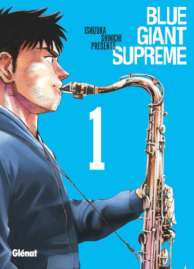 Couverture Blue giant supreme tome 1