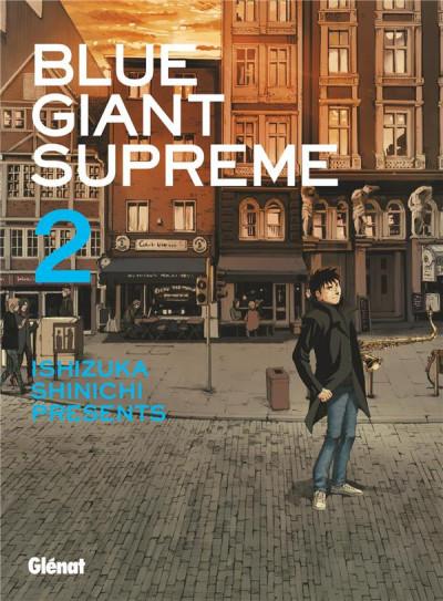 Couverture Blue giant supreme tome 2