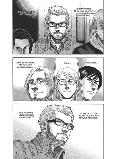 Page 9 Blue giant supreme tome 2